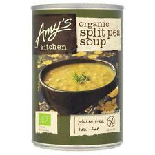 Amy's Kitchen Low Fat Split Pea Soup - 400g (0.88lbs)