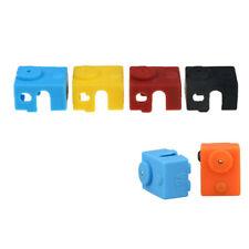 3D Printer V6 Protective Silicone Sock Cover Case for Heater Block R N JfJ`BI