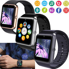Unlocked Women Men Bluetooth Smart Watch Phone For Android Samsung iphone Huawei
