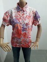 Camicia NARACAMICIE Donna Shirt Woman Chemise Femme Taglia Size L Cotone 8373