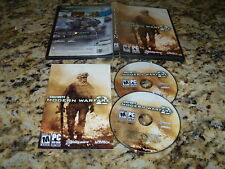 Call of Duty Modern Warfare 2 PC GAME REPLACEMENT DISC