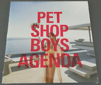 "Pet Shop Boys AGENDA 12"" Vinyl Maxi 4 Exclusive Tracks NEU Single 2019"