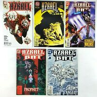 Azrael 3 9 48 70 & 97 Agent of the Bat Batman DC Comic Book Lot