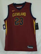 297e81da6 Youth Nike Cleveland Cavaliers Lebron James Swingman Jersey 9z2b7bz2p Sz XL