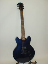 Gibson ES-339 Studio Electric Guitar Midnight Blue w/ Gig Bag, COA & Strap 2013