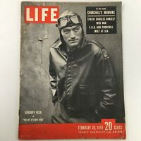 VTG Life Magazine February 20 1950 Actor Gregory Peck Newsstand