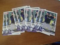 (10) 2018 Bowman Sam Hilliard Colorado Rockies 1st Prospects RC #13