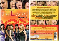 THE  L WORD - Intégrale saison 4 - Coffret 3 boitiers slim - 4 DVD