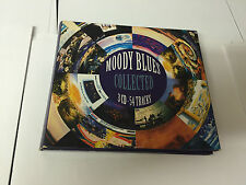 Moody Blues: Collected (CD) DISCS 2 AND 3  - ONLY 2 OF 3 DISCS AND CASE