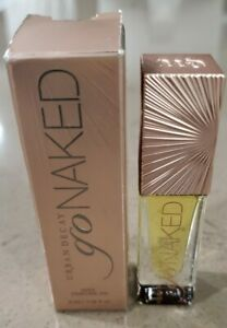 NIB Urban Decay GO NAKED 100% Concentrated Perfume Oil Rollerball 0.16oz 5mL