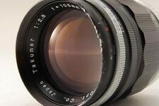 Excellent  Pentax Asahi SMC TAKUMAR 105mm F2-8 M42 from japan