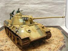 1/35 Built German Panther Ausf A Tank