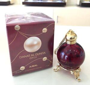 DANAT AL DUNIYA AMOR by Ajmal 30 ML, 1 fl.oz alcohol free perfume oil, attar.