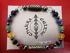 Celtic Chakra Bracelet (made In Wales)