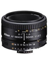 Nikon AF NIKKOR 50mm f/1.8D Lens For D750 D800 D810 D1X D7000 D7500 DSLR Cameras