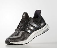 Adidas Men's Ultraboost 2.0 LTD 'Reflective' 3M Black (BY1795), Shoes Sneakers