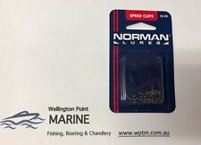 Norman Lures Speed Clips 10 Pack