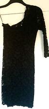 Lace One Shoulder Jane Norman Dresses for Women