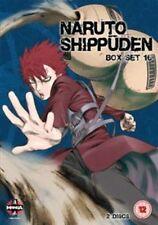 Naruto Shippuden - Box Set 16 (DVD, 2014, 2-Disc Set)