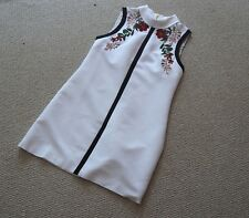 Ted Bake AIMMIID Kirstenboch high neck tunic dress 4#=US10 Free shipping