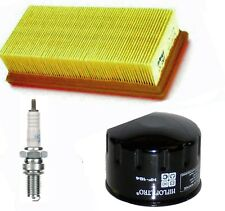 GILERA Nexus 500  M35100 04 - 14 Luftfilter Ölfilter Zündkerzen Wartungskit