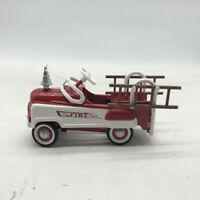 Hallmark 1955 Murray Fire Truck Mini Kiddie Car Collection Die Cast Car Model