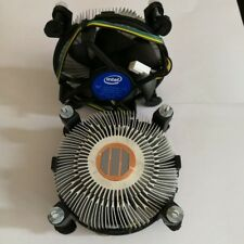 INTEL Copper Core i3 i5 i7 CPU Heatsink Fan E97379-001 Cooler LGA 1155 1156