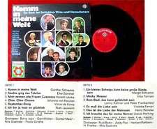 LP vieni in il mio mondo-cinematografica e fernsehstars cantare (TELEFUNKEN NT 903) D