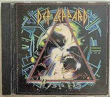 Def Leppard- Hysteria CD 1987 Mercury 830 675-2 Hard Rock VG