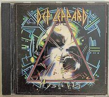 Def Leppard- Hysteria CD 1987 Mercury 830 675-2 Hard Rock VG