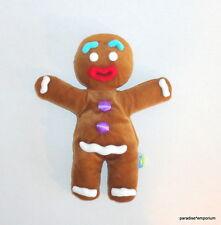"""Shrek 13"""" Gingy Plush Gingerbread Man Full Body Hand Puppet Dreamworks 2011 P23"""