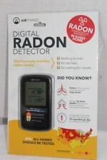 Airthings Corentium Home Battery Operated Digital Radon Detector  NEW!