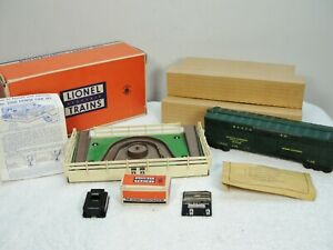 3356 Horse Car & Corral -OB, Inner box, Instructions, Content Envelope, Complete