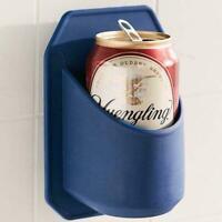 Sudski Shower Beer Holder Bath Cup Suction bathroom Drink Soap Holder Rack Men