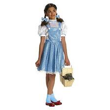 Rubies Costumes 155999 The Wizard of Oz Dorothy Child Costume Size Small (4-6)
