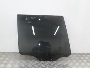 Mitsubishi Galant 1998 Right Main rear door glass 43R00150 VEI5342