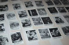 Complete set Leaf 1961 Spook Stories trading Cards Horror Monsters Wolfman Mummy