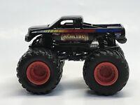 Hot Wheels Monster Jam's Ex Caliber Monstertruck 1/64 Scale Diecast Toy