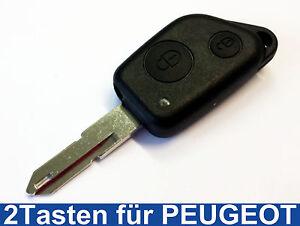 1 TASTEN SCHLÜSSEL FÜR PEUGEOT 406 REPARATUR