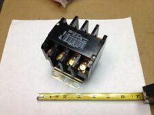 Potter & Brumfield  P40P47A12P1-120 Contactor, 120V, 50/60 Hz, Made-In-The-USA