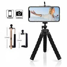 Universel Flexible Mousse Mini Trépied + Smartphone Support Adaptateur pour Tous