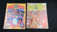 RINGLING AND BARNUM BROS. AND BAILEY CIRCUS SOUVENIR BOOKS LOT OF 5.