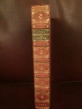 Lyra Elegantiarum. Frederick Locker (editor). First (suppressed) edition