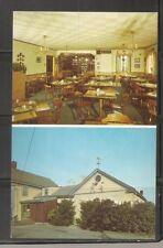 USA. Svensk Kaffestuga, S.Sudbury Massachusetts. Vintage postcard