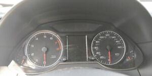 Speedometer Cluster MPH Gasoline Fits 2010 Audi Q5 8R OEM