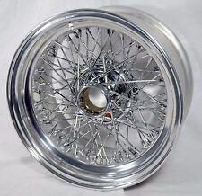 "Ferrari Daytona Borrani 15"" x 7.5"" Wire Wheel - RW 4075 - NEW! 10 AVAILABLE!!!"