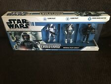 Star Wars Legacy Collection Evolutions Imperial Pilot Legacy Series 1 Biggs