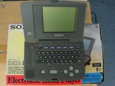 Sony DD-20 Electronic Book Player
