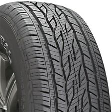 2 NEW P245/70-16 CONTINENTAL CROSS CONTACT LX20 70R R16 TIRES