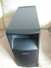BOSE Acoustimass 6 Series III Home Entertainment System Subwoofer Only. Black